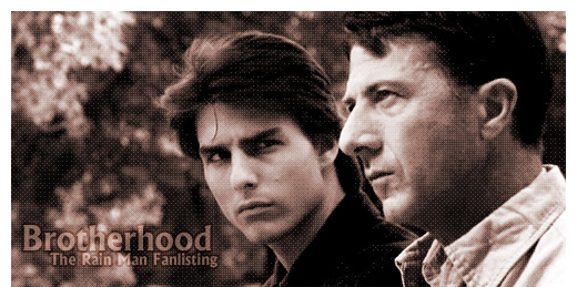 Brotherhood: The Rain Man Fanlisting